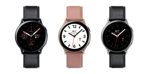 Galaxy Watch Active2 – smartere, flottere og mere personlig
