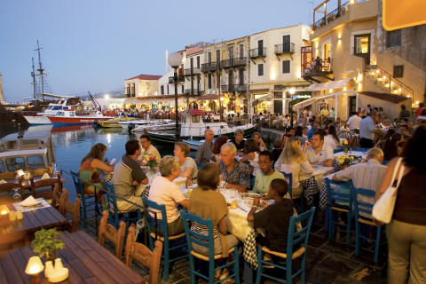 Nyhet för otåliga: Weekendcharter till Kreta