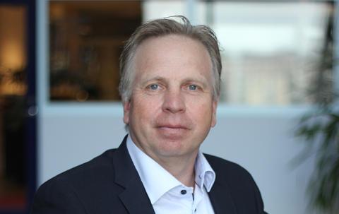 Glenn Carlsson, avdelningschef El
