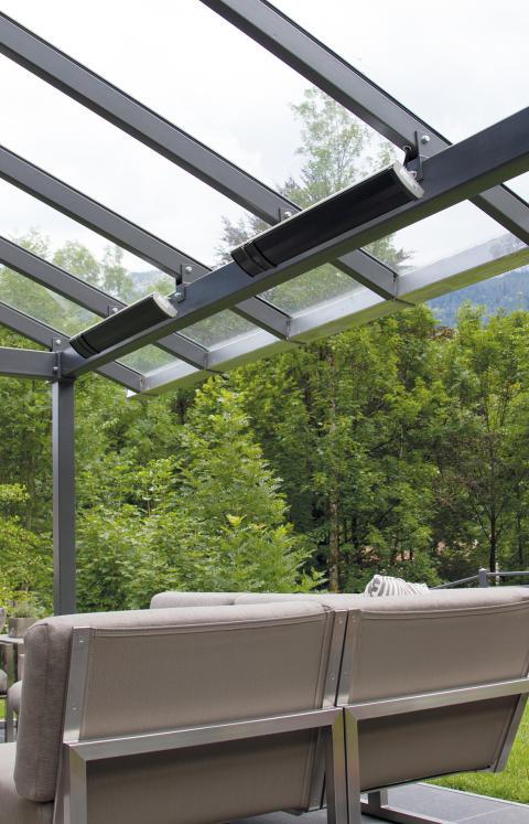 """Neu im Energiefreiheit Portfolio – der """"HeatZone"""" Dunkelstrahler"""