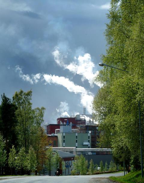 Demoanläggning Cellulosaetanol - SEKAB