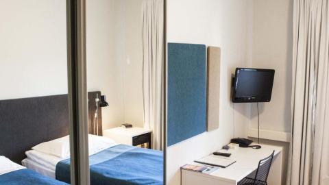 Finlandia Park Hotel Helsinki standard twin 3
