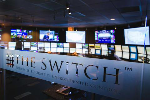 The Switch y Eutelsat se asocian en una red global satelital y de fibra para servicios de uso ocasional