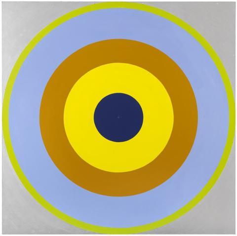 Poul Gernes, Untitled, 1966-69