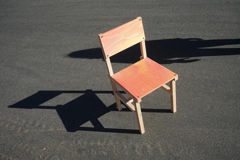 Blå Station launches the Röhsska-chair by designer Fredrik Paulsen
