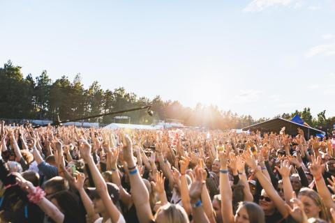 Festivalsatsning stärker Löfbergs i Finland