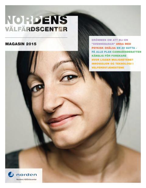 Vill du veta mer om vad vi arbetar med på Nordens Välfärdscenter? Läs vårt magasin!