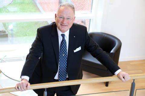 Administrerende direktør i Forenede Service Hans Fog ser frem til at komme igang med aftalen