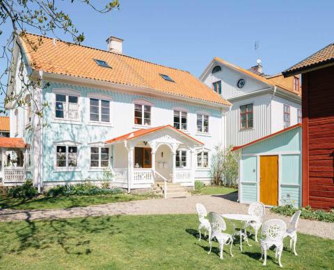 Ett kulturhus i wadköping nu till salu!