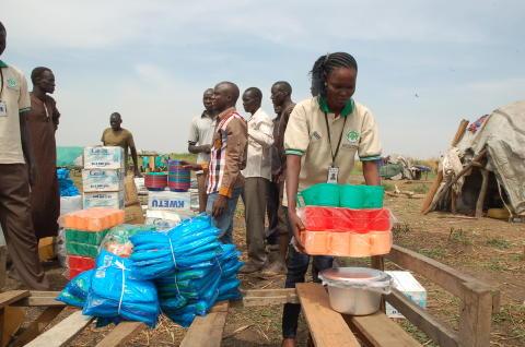 Priv. til red: Faglig briefing om Sør-Sudan