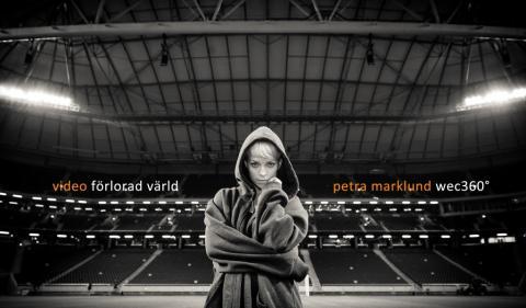 Petra Marklund i samarbete med visualiseringsbyrån och Inkubera-alumnen wec360°