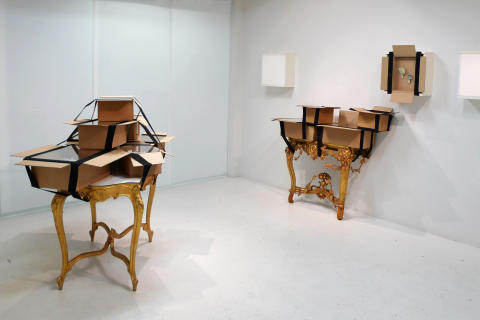 Merry Jewellery - PLATINA winter exhibition
