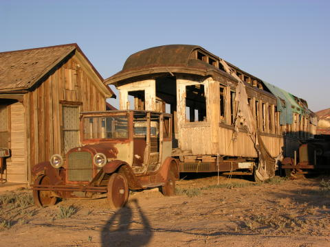 Ghost Town Nevada