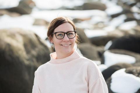 Sara H. Olsson väljer Bokfabriken för ny serie