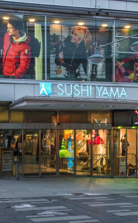 Sushi Yama - Sergelgatan