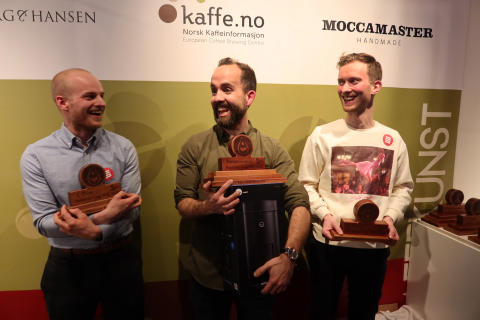 Brewers cup vinnere alle