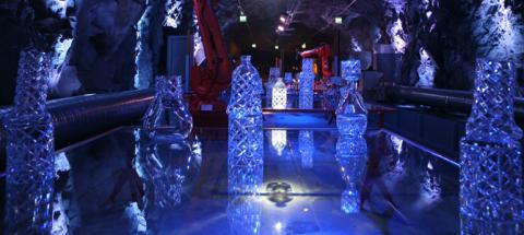 Glass Elephant, profilutställning på Stockholm Design Week