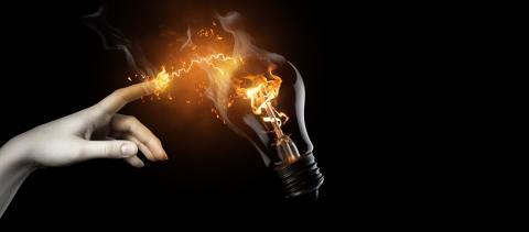 Från glödtråd till leddiod... Största som hänt sedan Edison uppfann glödlampan, den förbjuds...