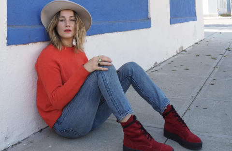 Cecilia Blankens börjar blogga på Femina
