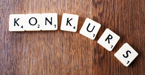 Fortsatt uppgång för svenska konkurser