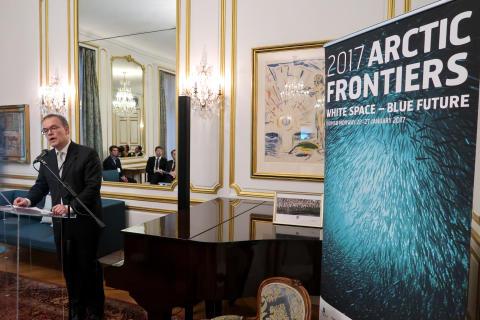 Arctic Frontiers Seminar in Paris