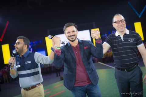 QNET Hosts annual V-Convention UAE 2016 in Dubai