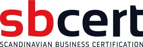 Sbcert certifierar mot energistandarden 50001:2011