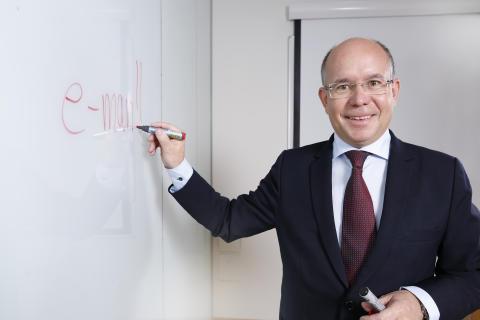 Hans Sollerman, VD och medgrundare e-man