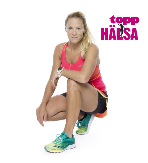 ToppHälsa når rekordnivåer med nya bloggaren Emma Igelström