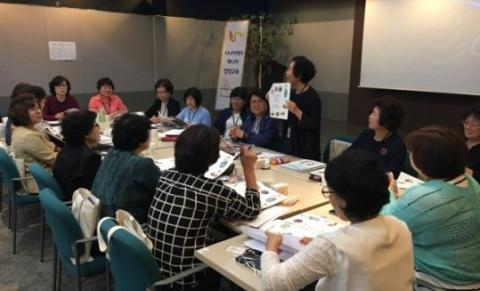 Yuhan-Kimberly Tackles Aging by Empowering Seniors