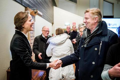 Pressinbjudan: Dialog mellan företagare och Kungsbacka kommun