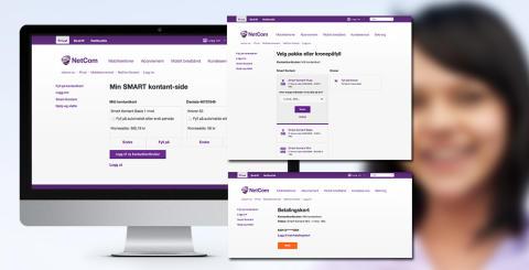 Smart Kontant lanseras med Netcom i Norge