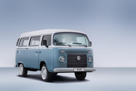 Volkswagen launches the Kombi Last Edition to celebrate 56 years of production