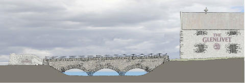 Robertson to build iconic new road-bridge in the heart of Scotland