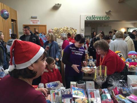 ellenor Christmas Fair raises £10,000