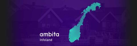 Kort om nye leverandører i Ambita Infoland