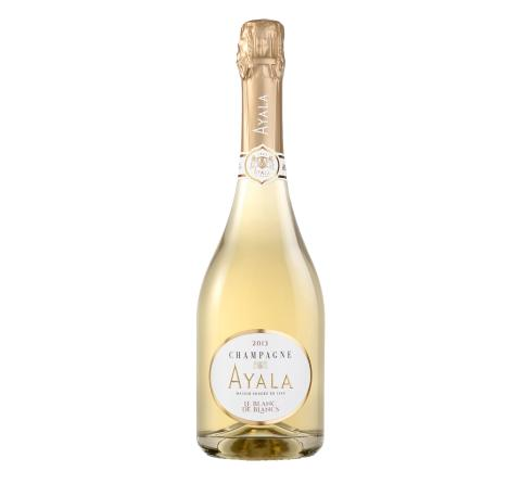 Champagne Ayala lanserar exceptionell Blanc de Blancs 2013