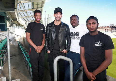 BT partners with Rio Ferdinand Foundation to kick start young peoples' careers