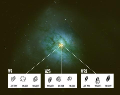 Black holes/Svarta hål  3