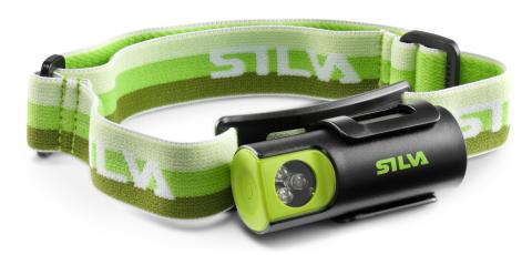 Silva lanserar Tipi - pannlampa och ficklampa i ett