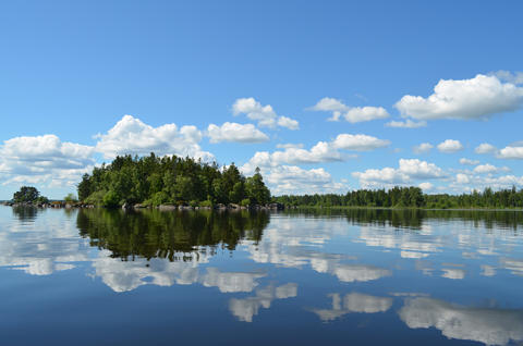 Åsnens nationalpark är nu Sveriges 30:e nationalpark