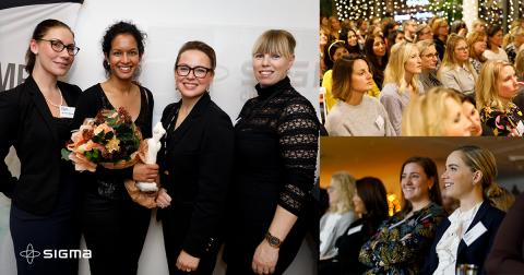 Succé för kvinnligt nätverk i Malmö
