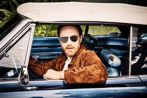 David Guetta (c) Ellen Von Unwerth