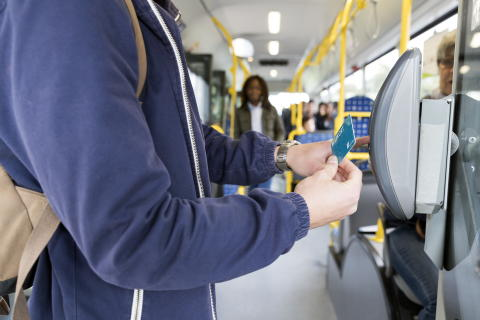 Justerade biljettpriser och höjd tilläggsavgift från 8 januari 2018