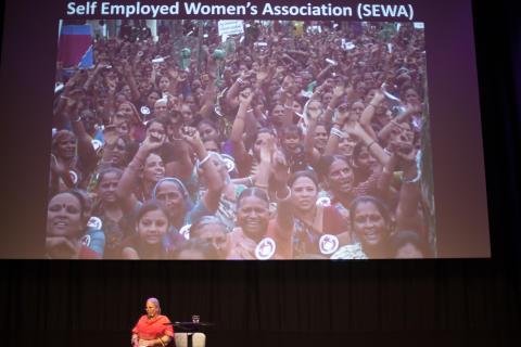 Reema Nanavaty föreläser 2016