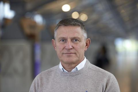 Leif Gjuhem, chef störningshantering