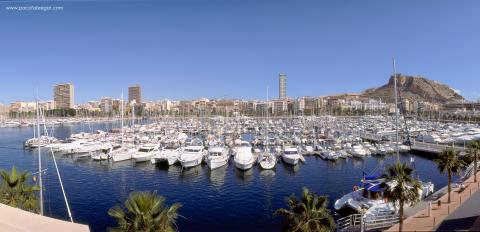 Press Trip Nautic Tourism in Region of Valencia 29.10-03.11