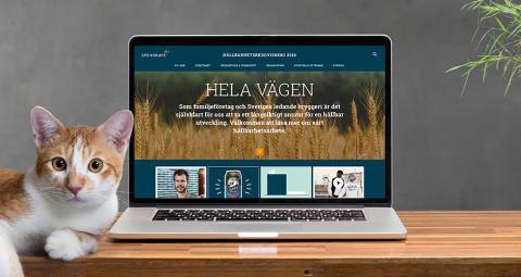 Spendrups och Spoon lanserar digital hållbarhetsredovisning