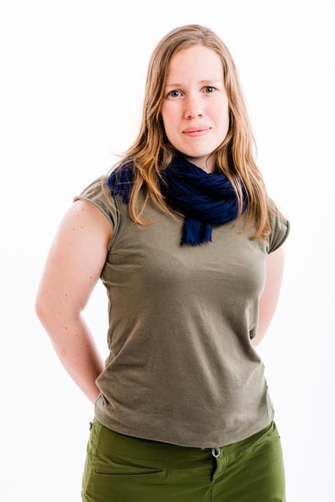 Malin Sturk. Foto: Niklas Lundengård