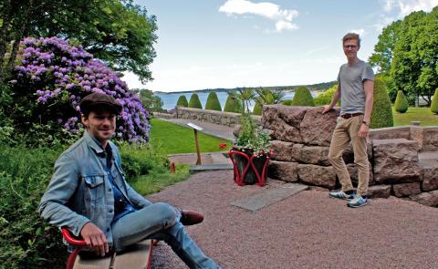 Carl Malmstenskolan på Tjolöholms Slott